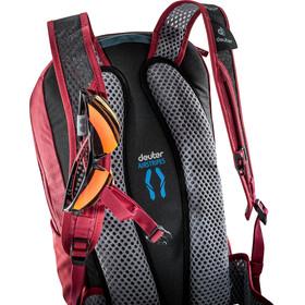 Deuter Race X Backpack 12l, cranberry/maron